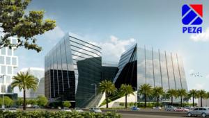 PEZA accredits SM Offices' FourE-Com Center